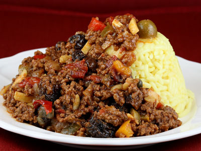 Picadillo Recipe Mexican style | Authentic Mexican Recipes Blog